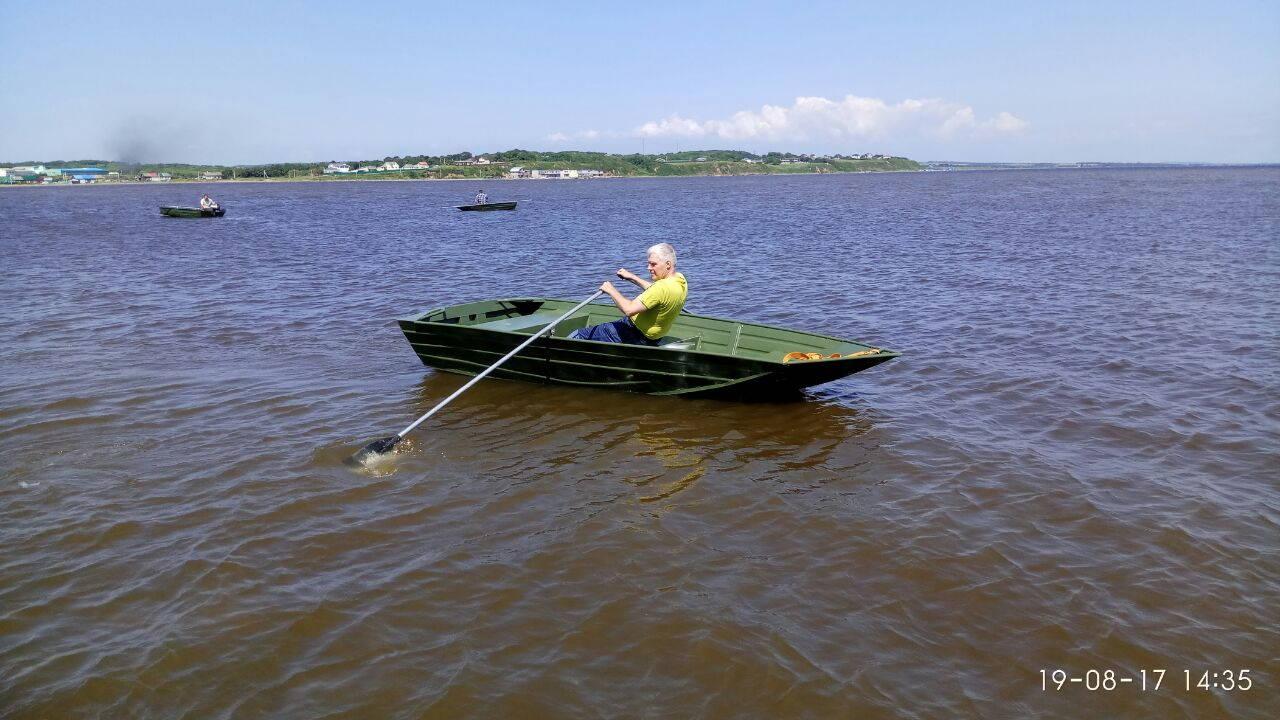 Фото лодка из алюминия 40