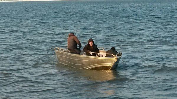 Килеватость лодки