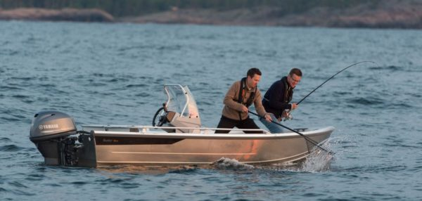 лодка из алюминия