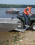грузовой катер с аппарелью