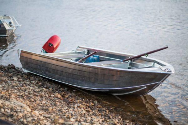 уход за алюминиевой лодкой