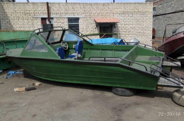 алюминиевая лодка меркури